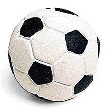 <strong>Ethical Pet</strong> Latex Soccer Ball Dog Toy