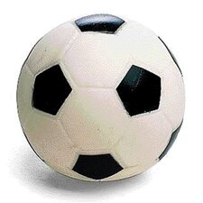Vinyl Soccer Ball Dog Toy