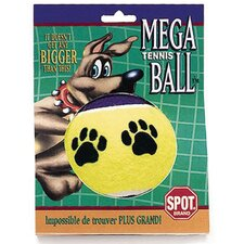 <strong>Ethical Pet</strong> Jumbo Tennis Ball Dog Toy