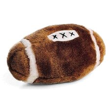 <strong>Ethical Pet</strong> Plush Football Dog Toy