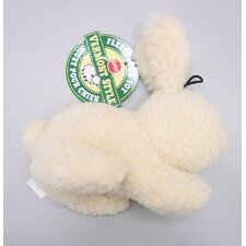 Vermont Dog Fleece Rabbit Dog Toy