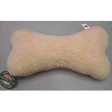 Vermont Dog Fleece Bone Dog Toy