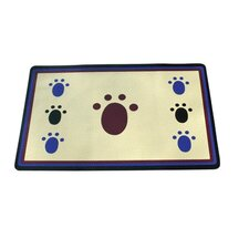 <strong>Ethical Pet</strong> Classic Paw Print Place Mat