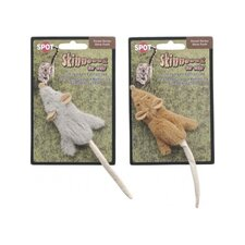 <strong>Ethical Pet</strong> Skinneeez Mouse Cat Toy