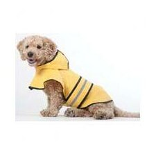 Rainy Days Dog Slicker in Yellow