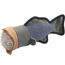 <strong>Ethical Pet</strong> Dura-Fused Canvas Fish Dog Toy
