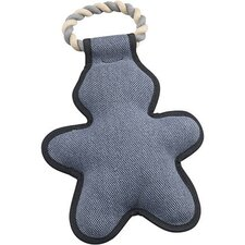 <strong>Ethical Pet</strong> Dura-Fused Canvas Chewman Tug Dog Toy