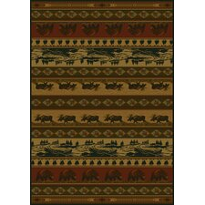 <strong>Marshfield</strong> Marshfield Kodiak Island Novelty Rug