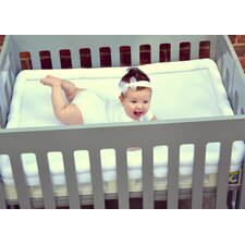 SafeSleep Mini Breathable Crib Mattress