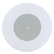 "<strong>Atlas Sound</strong> 8"" 4W Ceiling Speaker"