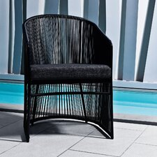 <strong>Varaschin</strong> Tibidabo Tub Chair with Cushion by Calvi and Brambilla