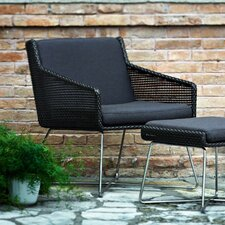 Avalon Armchair with Cushion by Calvi and Brambilla