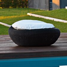 Varaschin Outdoor Rollover Relax Chair with Cushion by Nigel Coates