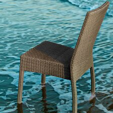 Lotus Stackable Chair by Varaschin R and D (Set of 2)