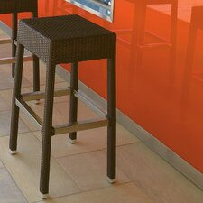Lotus High Stool by Varaschin R and D