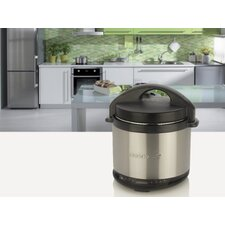 4-Quart Slow Cooker Express