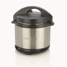 4.4-Quart Slow Cooker Express