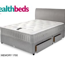 Dot Com Renoir Memory Foam Pocket Sprung 1700 Mattress