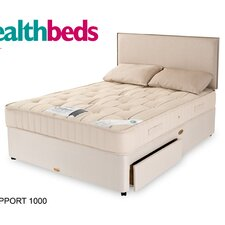 Dot Com Ortho Pocket Sprung Support 1000 Mattress
