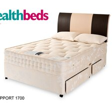 Dot Com Ortho Pocket Sprung Support 1700 Mattress