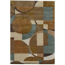 Ashley Circle Multi Rug