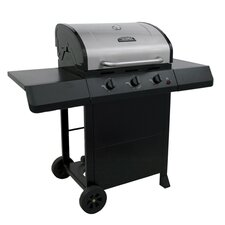 Thermos Gas Grill with Side Burner