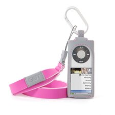 iPod Nano 4G Hang It Case in Pink