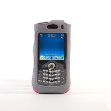 Blackberry Pearl Sport Sleeve Case with Clip in Pink