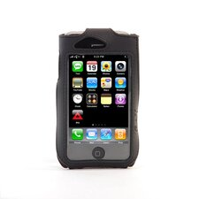 iPhone Sport Sleeve Case with Clip in Black