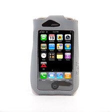 iPhone Sport Sleeve Case with Clip in Gray