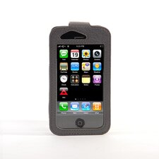 iPhone Classic Leather Sleeve in Gray