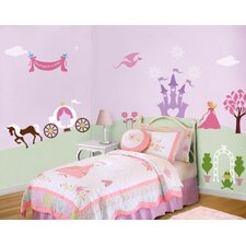 Perfectly Princess Wall Stencil Kit