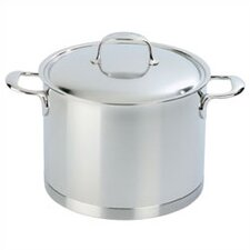 <strong>Demeyere</strong> Atlantis 8.5-qt. Stock Pot with Lid