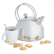 <strong>Demeyere</strong> Resto 2.6-qt. Whistling Tea Kettle