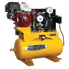 30 Gallon 2 Stage Gas Air Compressor