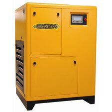 10 HP 1PH Variable Speed Drive Rotary Screw Air Compressor