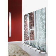 Pixel Mirror Room Divider