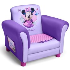 <strong>Delta Children</strong> Disney Minnie Mouse Kids Club Chair