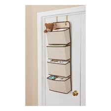 Children's 4-Pocket Hanging Organizer