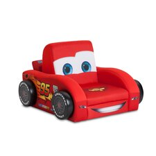 Cars Deluxe Kid Upholstered Chair
