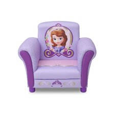 Sofia the First Kid Upholstered Chair