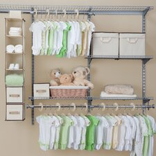 48 Piece Nursery Storage Set