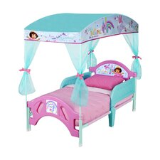 Dora the Explorer Canopy Bed