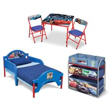 Disney Cars 3-Piece Room Set