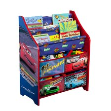 Disney Pixar's Book and Toy Organizer