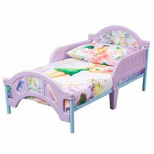 Metal Disney Fairies Toddler Bed