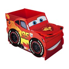 <strong>Delta Children</strong> Disney Cars Lightning McQueen Toy Box