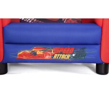 Disney Pixar's Cars 2 Kids Club Chair