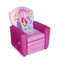 <strong>Delta Children</strong> Disney Princess Kids Recliner