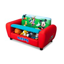 Disney Mickey Mouse Kids Sofa
